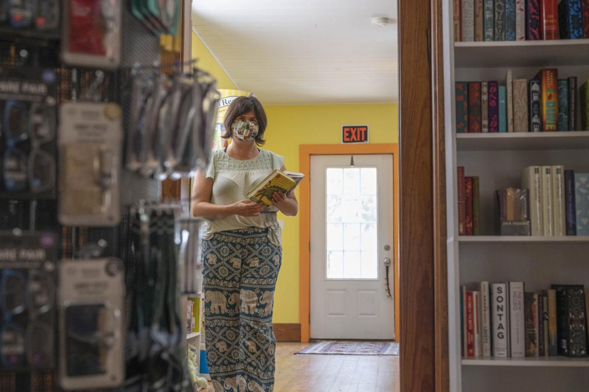 A new chapter 'Little' bookstore in Clayton part of a big 'indie' turnaround
