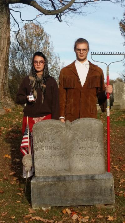 History, storytelling return to Oswego Town Cemetery Oct. 25