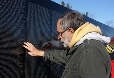 Moving Wall coming to Sackets battlefield