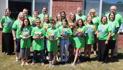 'Comet Crushers' mixes learning and social skills for Sandy Creek fifth-graders