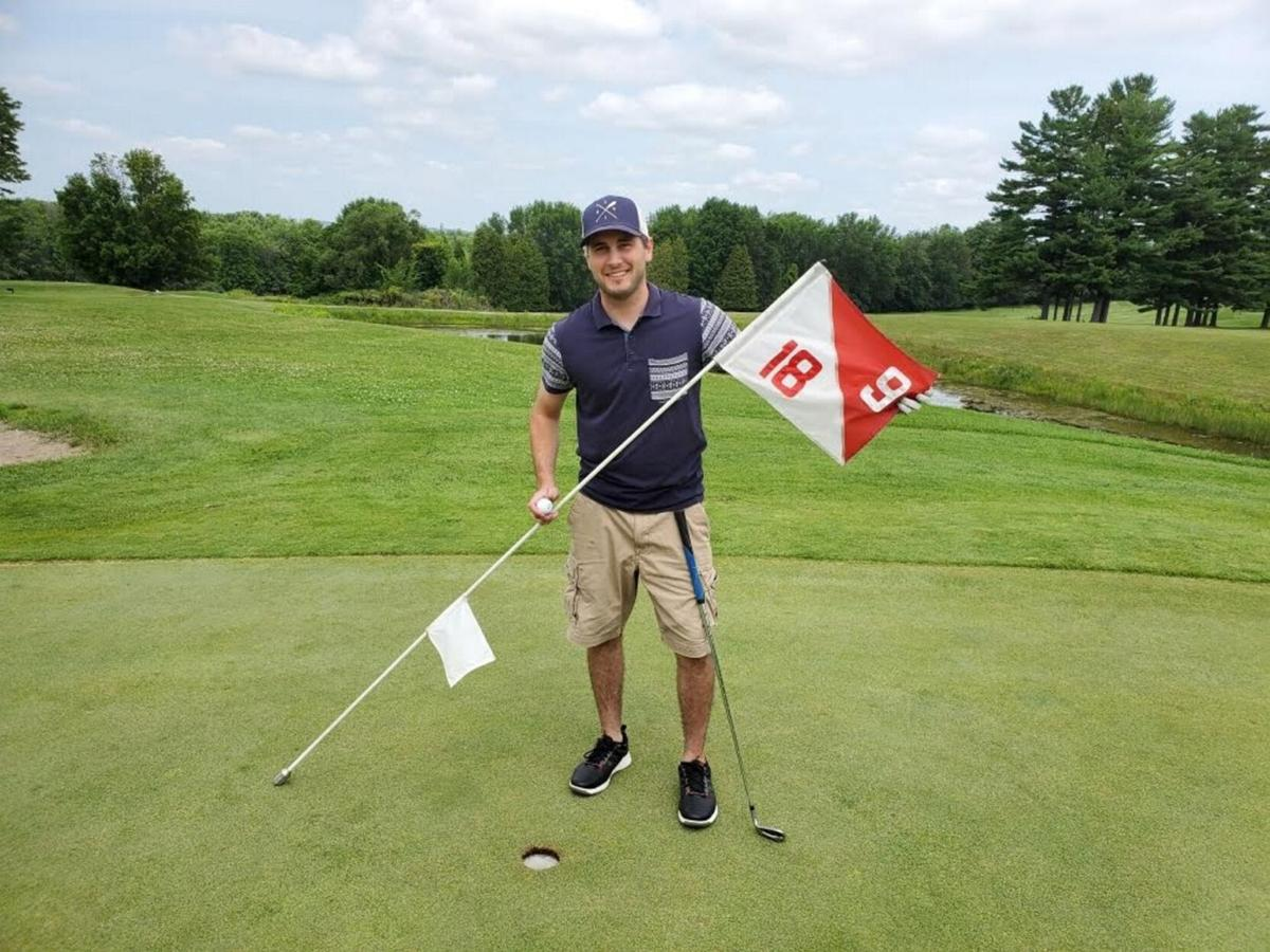 Garrabrant, Briggs record aces at State Park course
