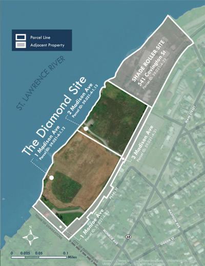 Ogdensburg to review Diamond site