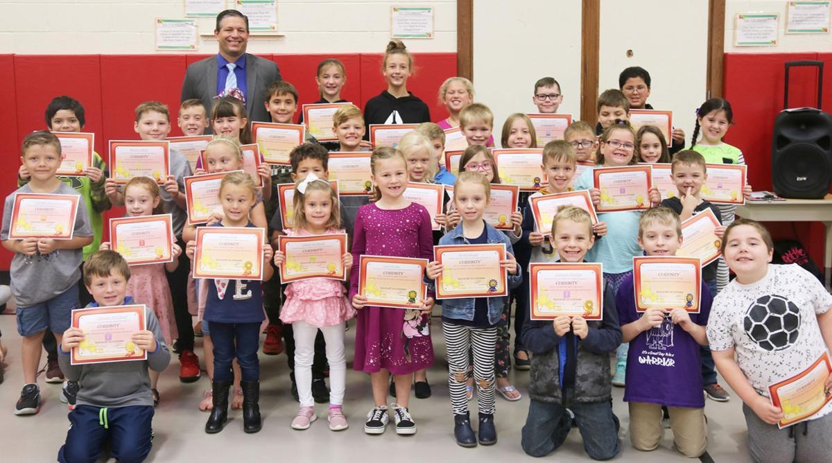 Lanigan Elementary celebrates new school year
