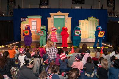 Sesame Street characters put on Fort Drum show | News