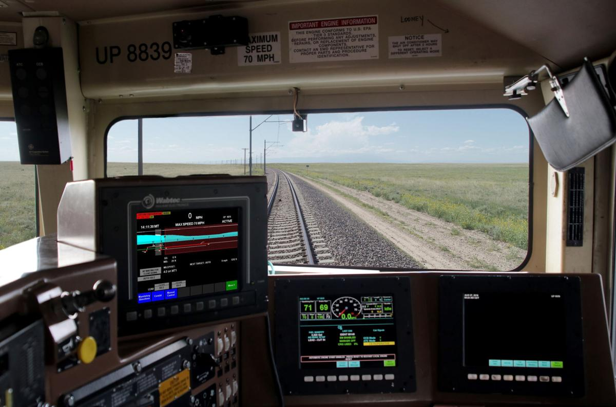 Train control software unveiled