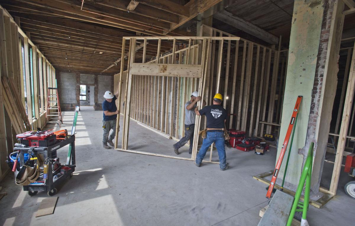 IDA, City breathing new life into former Newell building