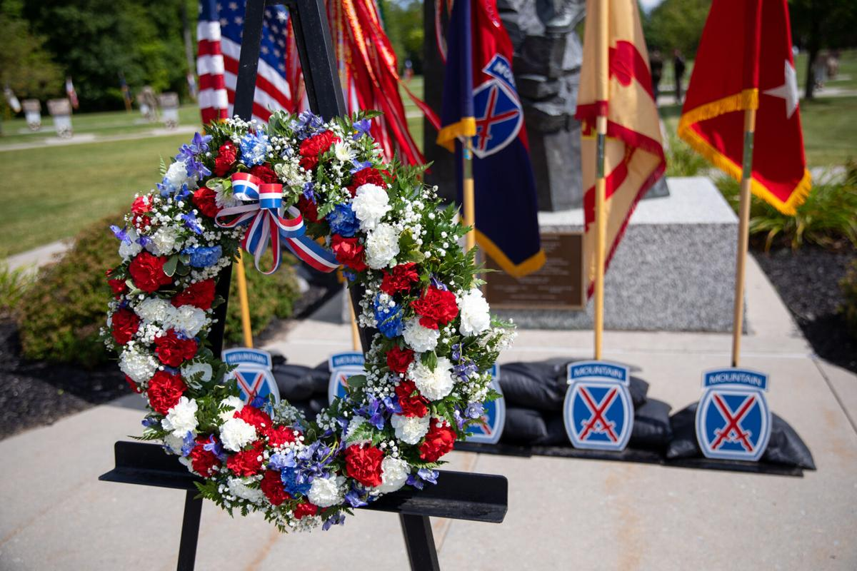 Families honor fallen at Drum ceremony