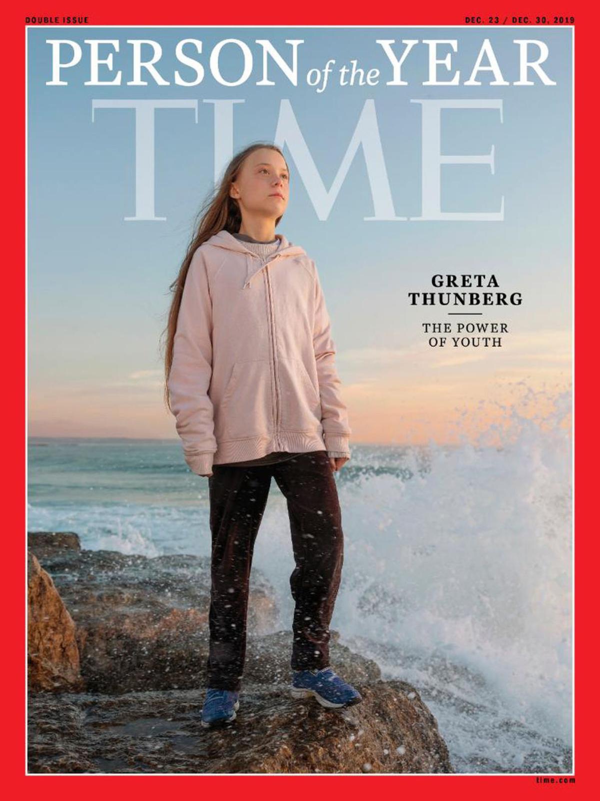 Thunberg gets a Hulu documentary