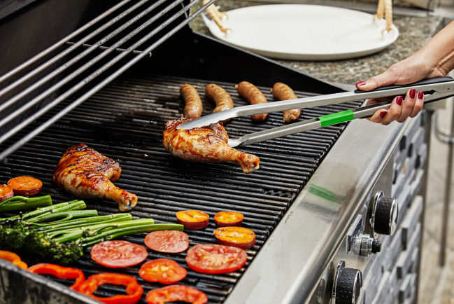 Ready, set, grill Your step-by-step guide to great outdoor cooking this summer