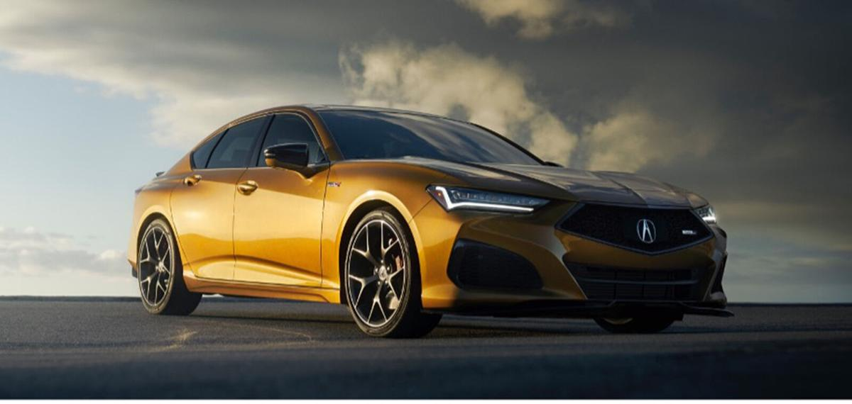 Acura TLX Type S struts its Type A personality