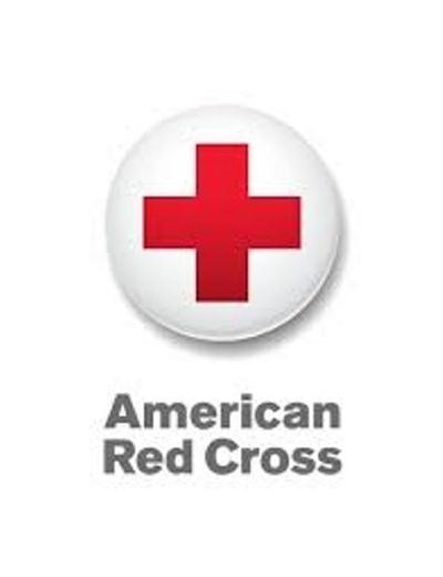 Donate blood with the Red Cross
