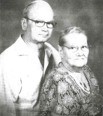 Mr. and Mrs. Charles D. Brownell, 64 years