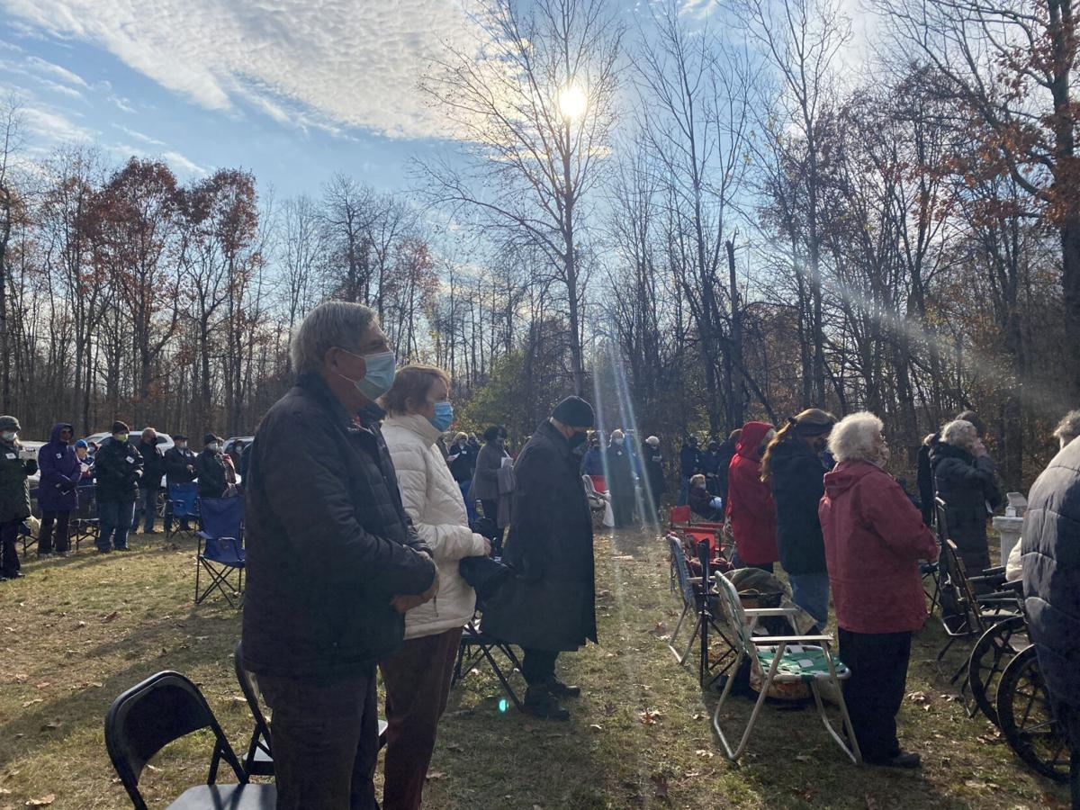 100 years of faith Worshippers gather to mark centennial of St. Paul's Oratory