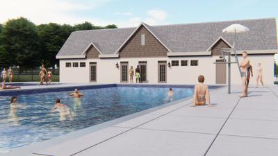 City pool work set to begin next week