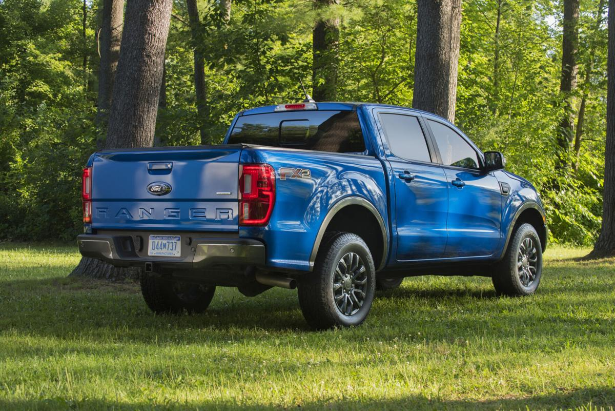 Ford Ranger offers big things in a small package