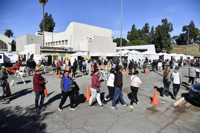 Estimate: 1 in 3 in L.A. County have had COVID