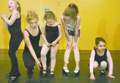 Dance classes for kids being offered in Canton