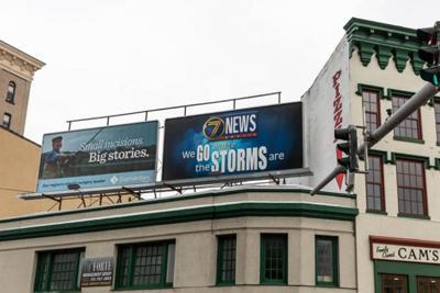 Council backs 2 downtown digital signs