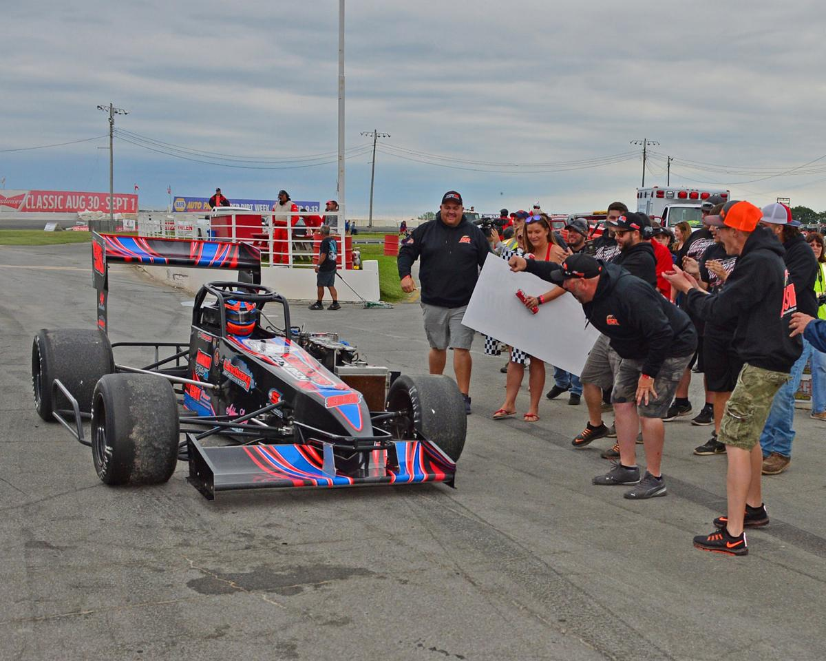 Speedways working on reopening