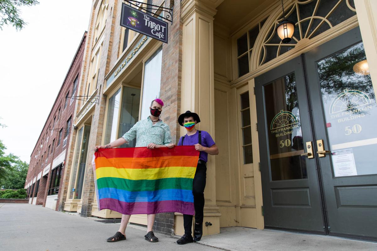 Gay Pride rally planned in city