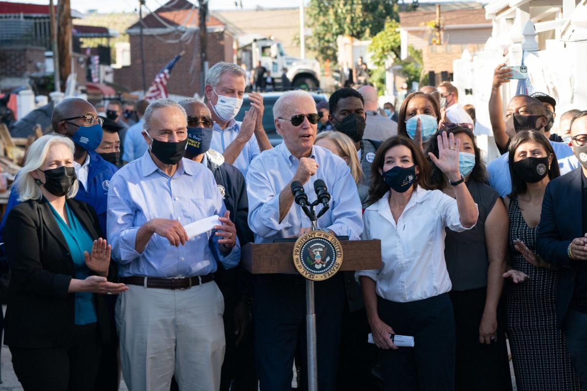 Biden vows fight against climate change