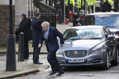 Boris Johnson's top aide declares war on Britain's bureaucracy