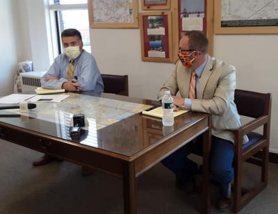Lewis hospital CEO makes fervent plea for masks