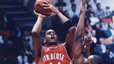 Syracuse to retire John Wallace's No. 44 jersey