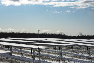 Solar project site plan gets OK