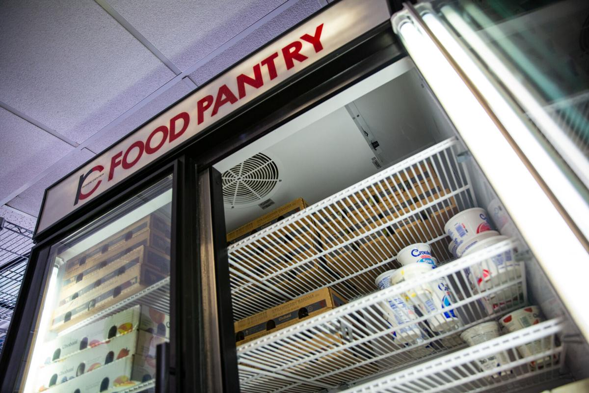 Pantry receives new refrigeration unit