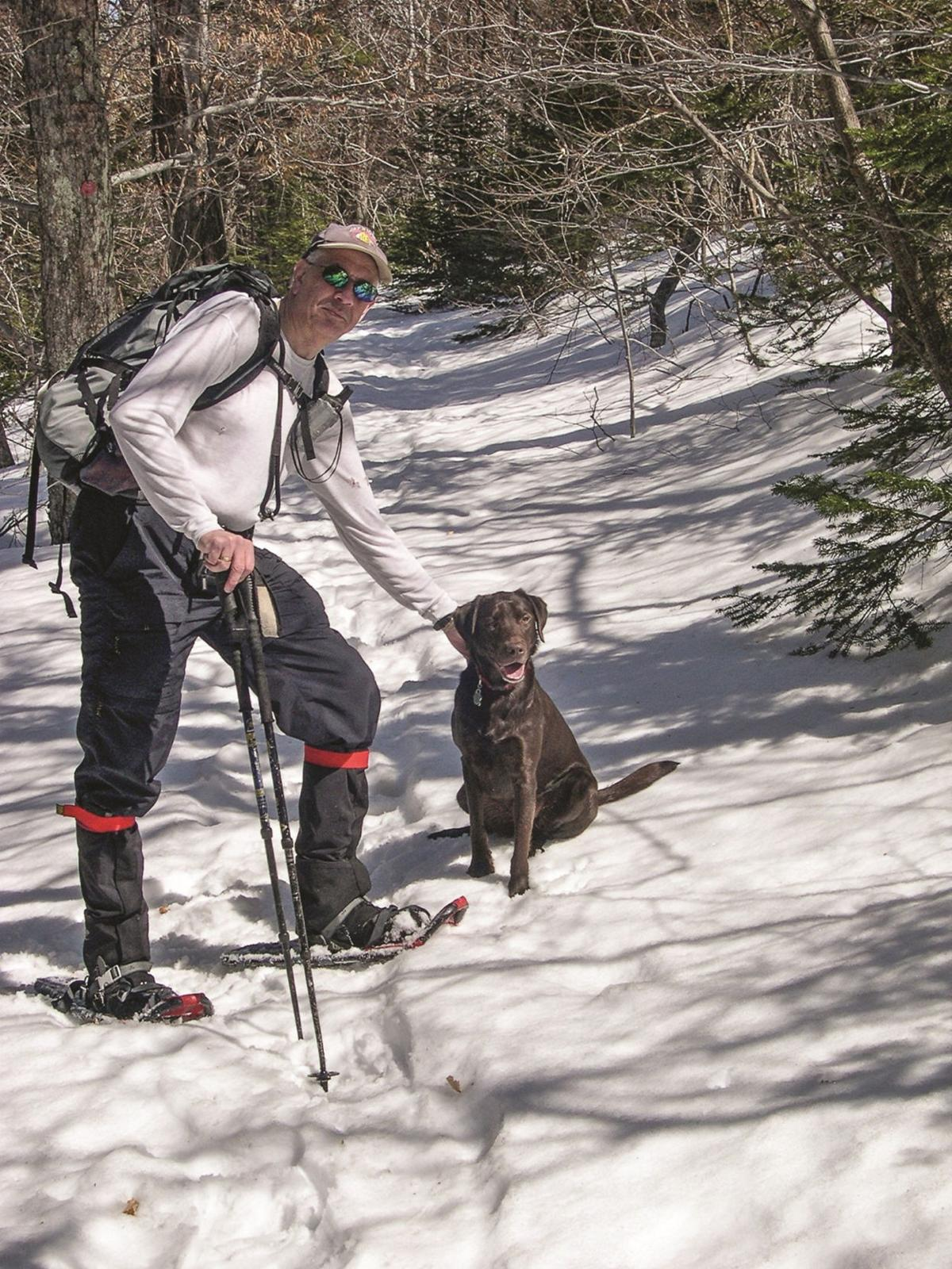 Guide for treking the trail on 2 feet or 4