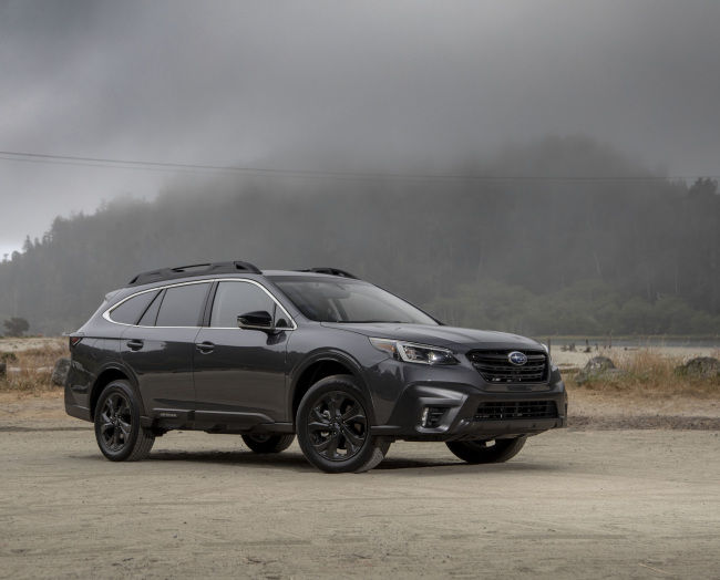 Six generations of hauling The 2020 Subaru Outback has become a family staple