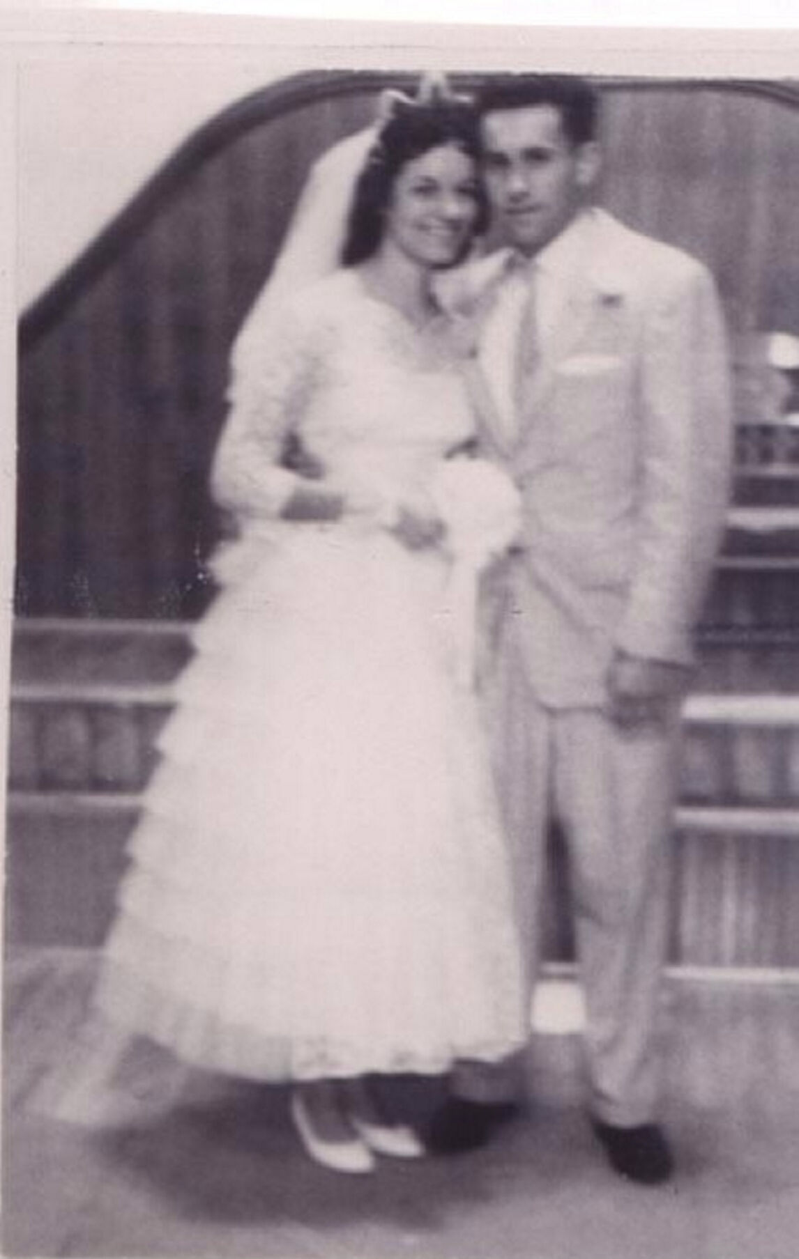 Mr. and Mrs. Terry Robinson, 60 years