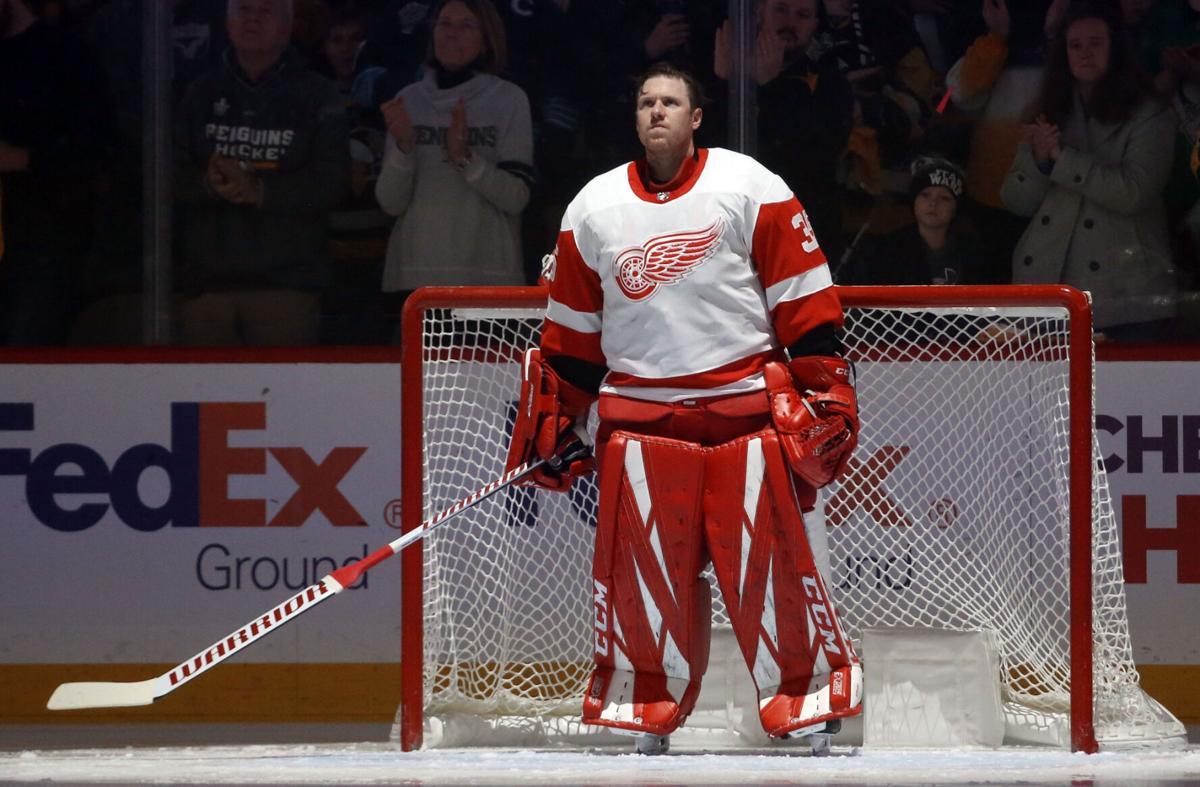 Howard closes NHL career