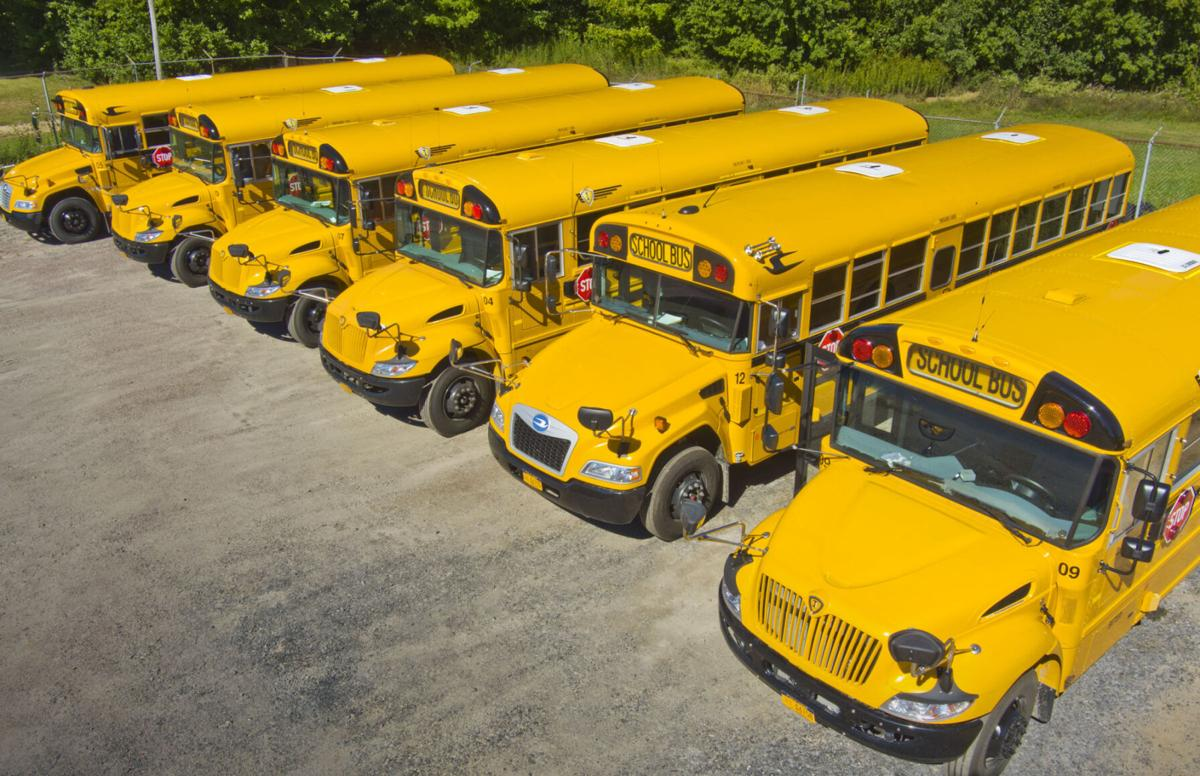 Getting the buses rolling