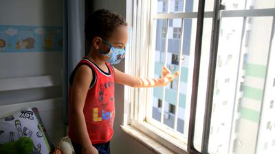 Kids also face long-term effects of COVID-19