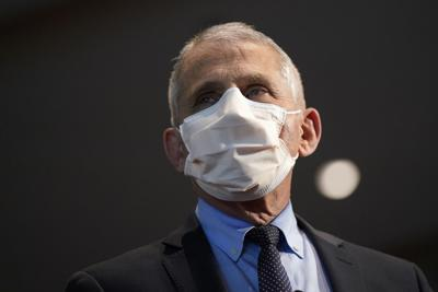 Fauci: masks may still be needed in 2022