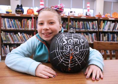 FCSD elementary schools create storybook pumpkin patches