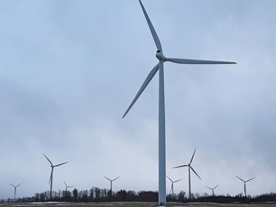 Board to discuss rehearing for wind company