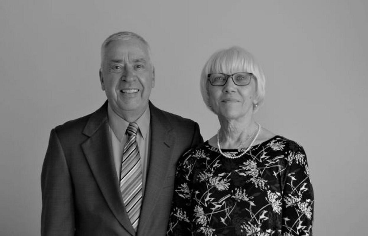 Peggy and Paul Smith, 50 years