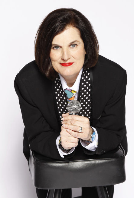 'Off the cuff' Paula Poundstone bringing her comedy act to Clayton, Lake Placid