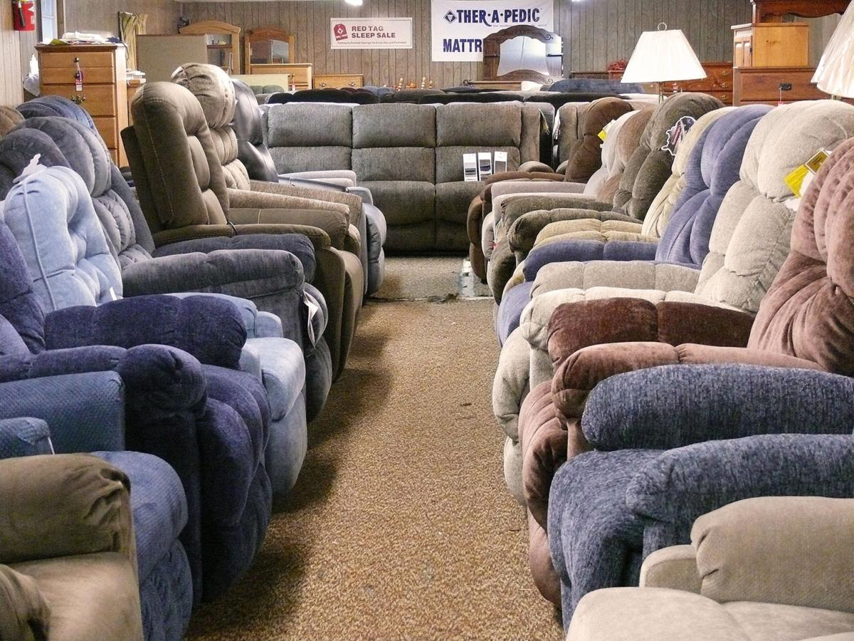 Waldron's Furniture, still here after 56 years