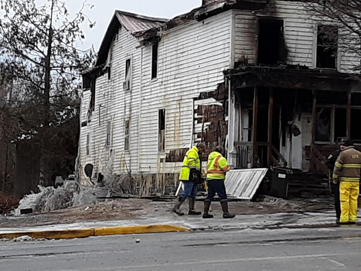 Fatal house fire investigated