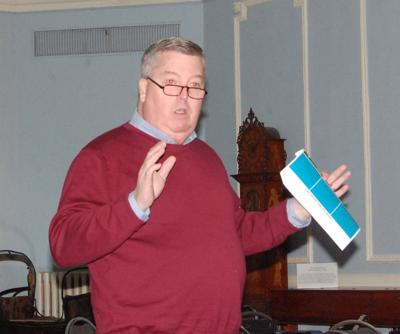 Information about Habitat for Humanity featured at historical society event