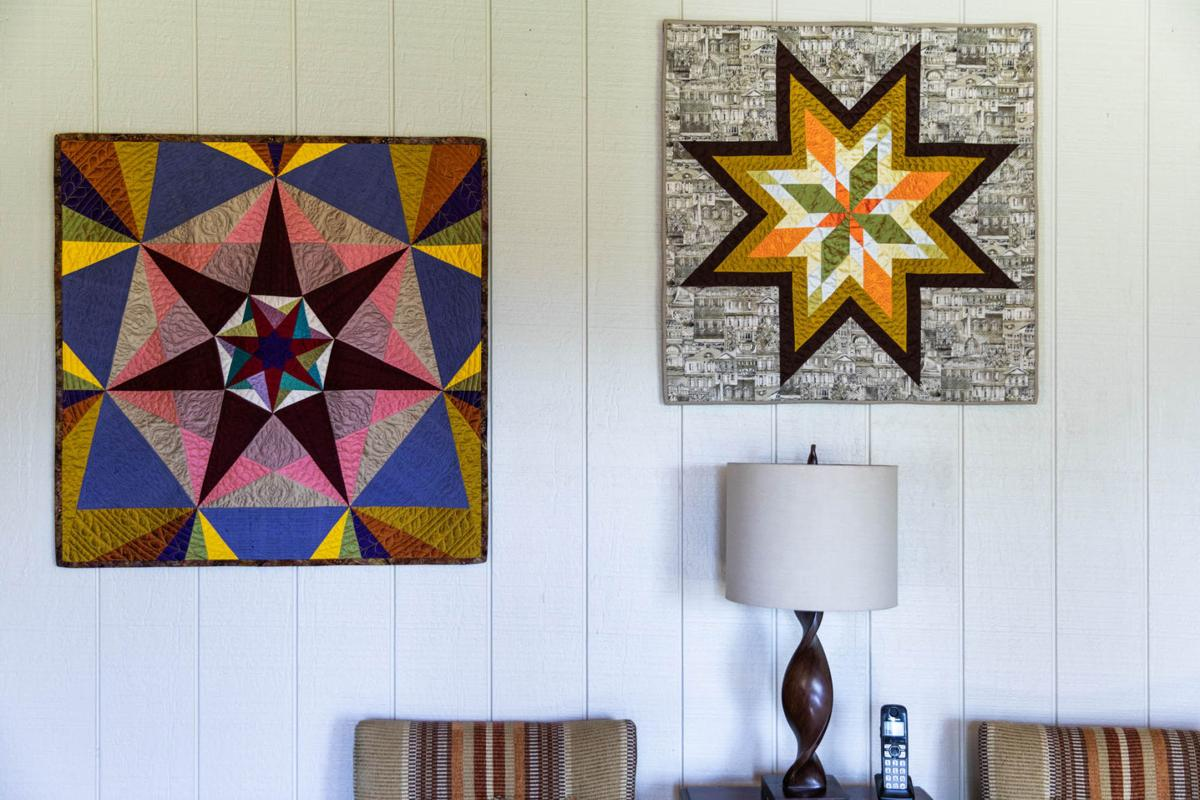 Annual quilt show will feature 'Patterns in the Wild'