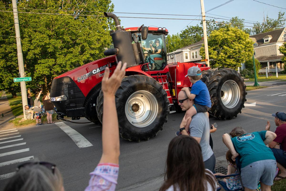 Dairy parade delights