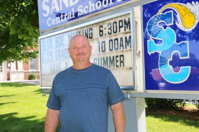 Sandy Creek district welcomes Special Police Officer Fred Baird