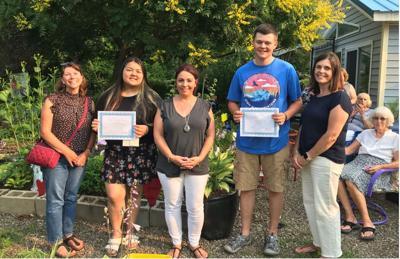 Oswego Garden Club awards scholarships