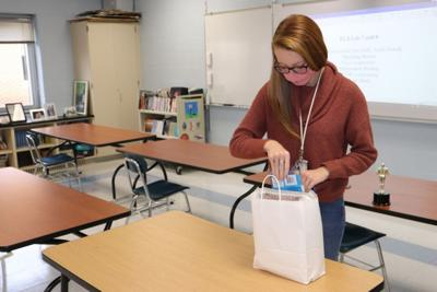 PACS senior creates 'birthday bags' for local children in need
