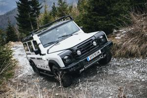 Auto review: New automaker looks tofill a niche abandoned byLand Rover.
